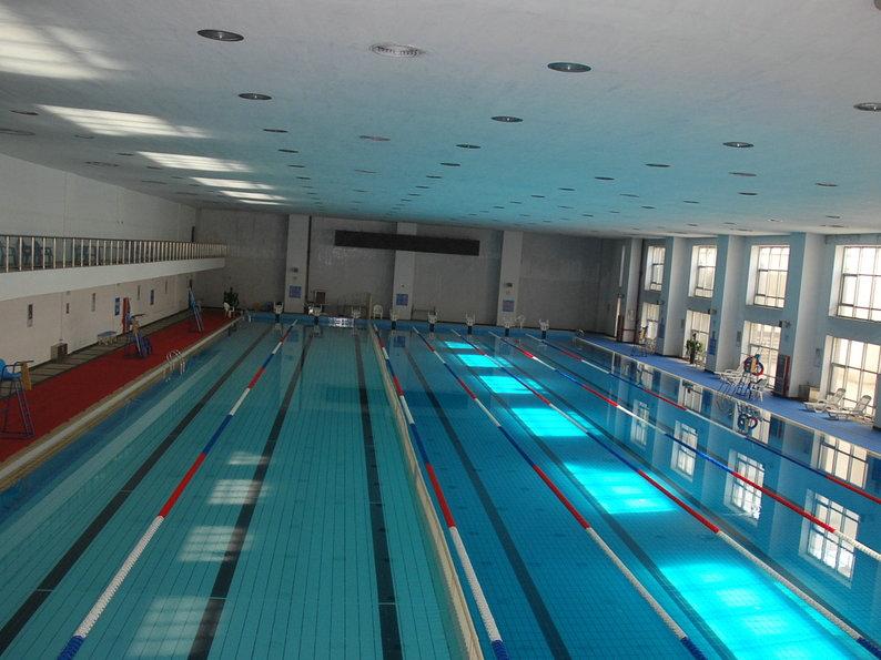 首经贸游泳馆